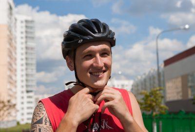 Белорусы, которые ездят на работу на велосипеде: легко ли им живется?